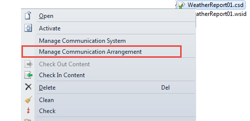 2. arrangement rest webservice sap byd