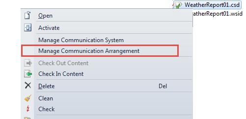 2. arrangement rest webservice sap byd